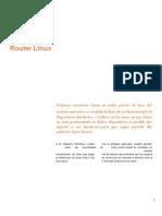 Presentacion Linux Router