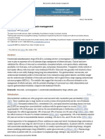 Etoricoxib for Arthritis and Pain Management