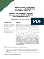 HPLC determinacion de acido ascorbico 2007.pdf