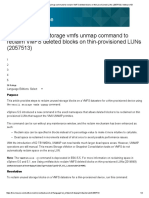 Using the Esxcli Storage Vmfs Unmap Command to Reclaim VMFS Deleted Blocks on Thin-provisioned LUNs_ VMware KB