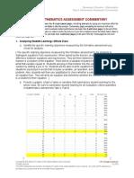 partgmathematicsassessmentcommentary docx