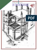 Estructuras de Concreto Armado Trabajo Terminado