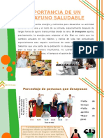 DESAYUNO SALUDABLE  - CHARLA TALLER OP. AMBEV.pptx