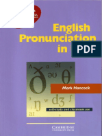 Intermediate English Pronunciation in Use