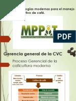 7. Tecnologías Modernas Para El Manejo Del Cultivo de Café.