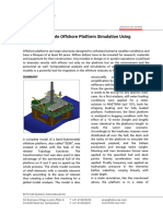 Semi Offshore Platform