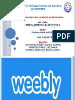Material de Apoyo Página Web Weebly