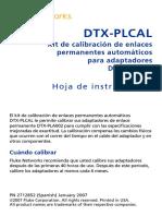 DTX Kit de Calibracion
