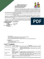 UNIDAD DE APRENDIZAJE N° 01 - IMELDA