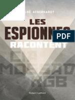 Chloé Aeberhardt - Les Espionnes Racontent