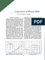 Murray a B.hydrodynamics of Pla.1950.TRANS