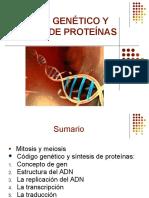 4.2 Código Genético y Síntesis de Proteínas PRISCILA