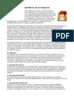 2. Beneficios de la relajación 2015.doc