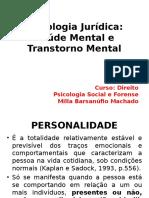 5- Transtornos mentais