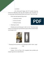 Dental Age Estimation Methods