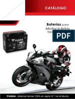 Catalogo Yuasa Moto