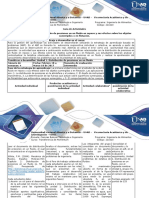 Guia de Actividades y Rubrica de Evaluacion - Fase 1 Analizar La Distribución de Presiones en Un Fluido en Reposo y Sus Efectos Sobre Los Objetos Sumergidos o en Flotación