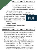 14 Fdn Struct Design