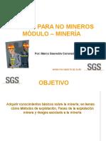 Presentación Minería