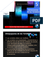 05 Dimensiones de Las Variables
