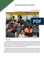 Evaluación de La Docencia en El Salvador