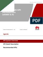 Huawei ERAN KPI Introduction