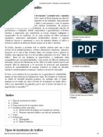 Accidente de Tránsito - Wikipedia, La Enciclopedia Libre