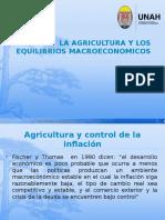 La Agricultura y Los Equilibrios Macroeconimicos