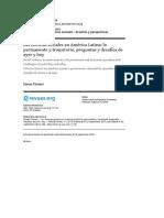 [05] Dimas Floriani - Las Ciencias Sociales en América Latina