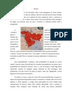 Oriente Médio- Uma Região de Conflitos e Tensoes; Parte 1