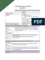 formal lesson plan 4-5-17