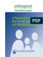 4058 Pain Pharmacists Guide