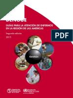 Guía Dengue OPS 2016