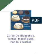 (Ebook - Cocina) - Curso De Bizcochos, Tortas, Merengues, Panes Y Dulces.pdf