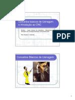 Conceitos Básicos de Usinagem e Introdução Ao CNC