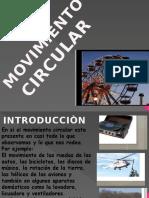 Movimiento Circular Exp,