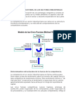 Analisis Estructural de Los Sectores Industriales