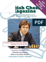 British Chess Magazine - 11-2015