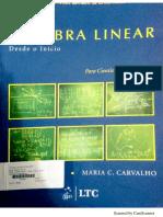 Álgebra Linear Para Cientistas e Engenheiros - Transformada de Fourier Discreta