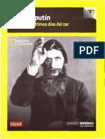 National Geographic Society - Grandes Enigmas De La Humanidad 07 - Rasputin Y Los Ultimos Dias Del Zar.pdf