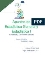 Andres Scott Guia de Estadistica I o General(Iugt)