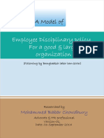 Employee disciplinary policy by Mohammed Babar Chowdhury (1).pdf