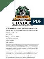 Finanzas Jose Carlos