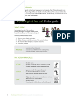 PFA Pocket Guide