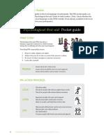 PFA Pocket Guide