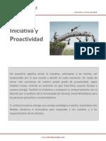 Iniciativa y Proactividad