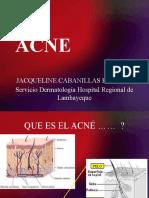 Medicina III - Acne