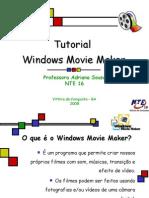 Usando o Movie Maker