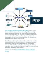 Cara Membuat Blog Dummy Paling Jitu Terbaru