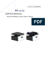 sindoh M400 Series_Service Manual